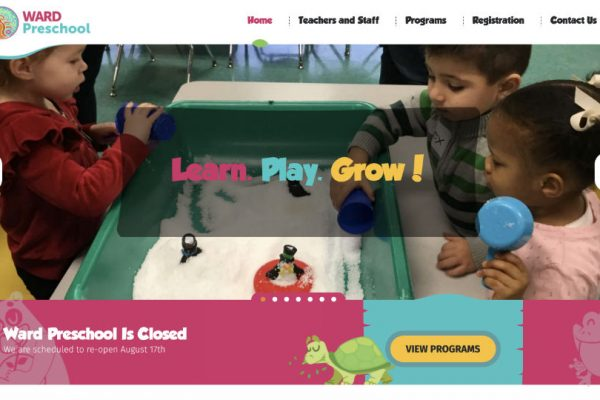 Preschool Website Design_900x540
